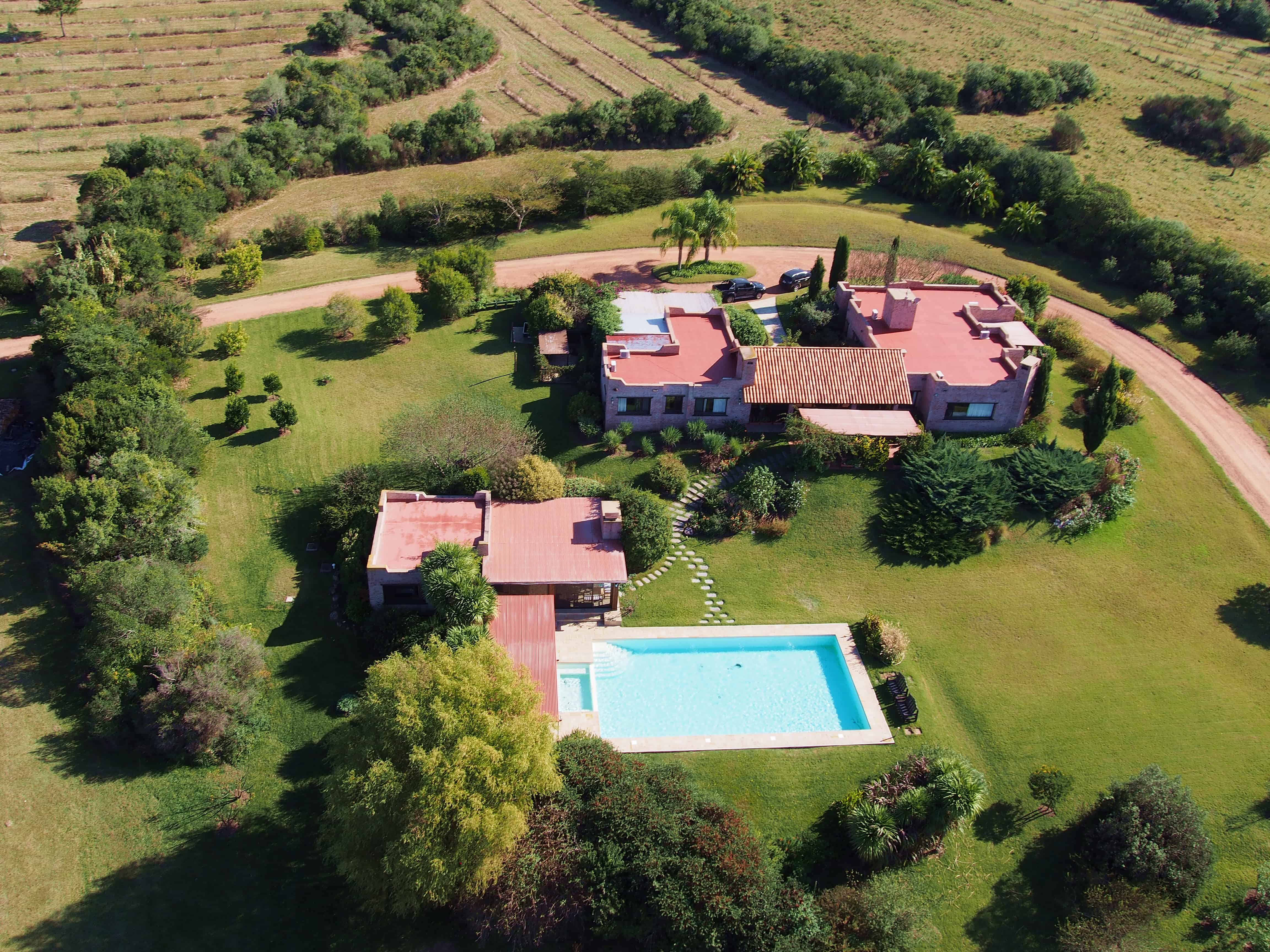 Magnificent country house with own vineyard in Lapataia, Punta del Este