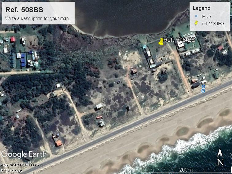 Terreno en Venta en Punta del Este Santa Monica